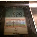 あれ?停滞…4日目-3.3kg|1ヶ月でダイエットする方法