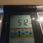 風邪が続くダイエット25日目-5.0kg|短期間でダイエットする方法