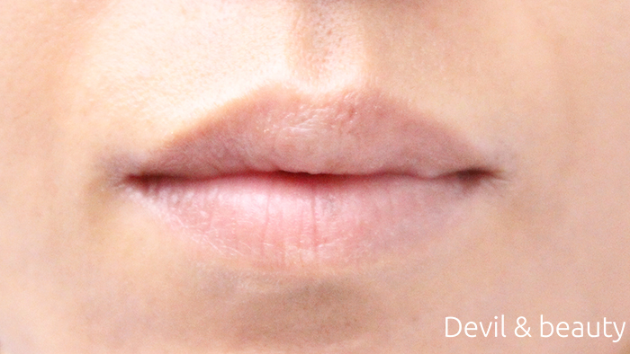 before-use-etvos-mineral-lip-plumper-sheer-black - image