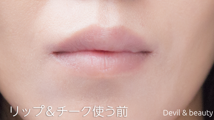 before-use-etvos-mineral-clear-lip-cheek1-1 - image
