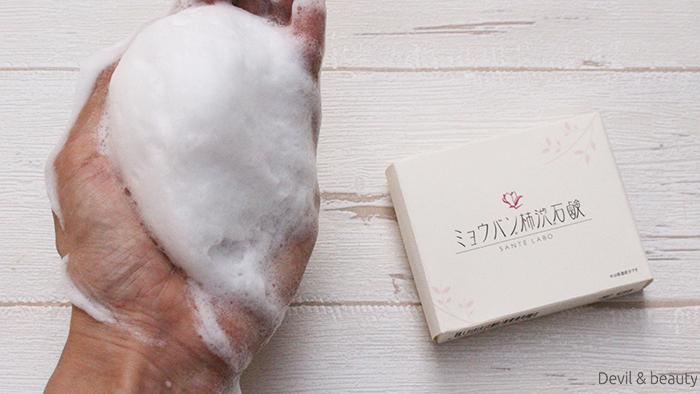 sante-labo-alum-persimmon-juice-soap7 - image