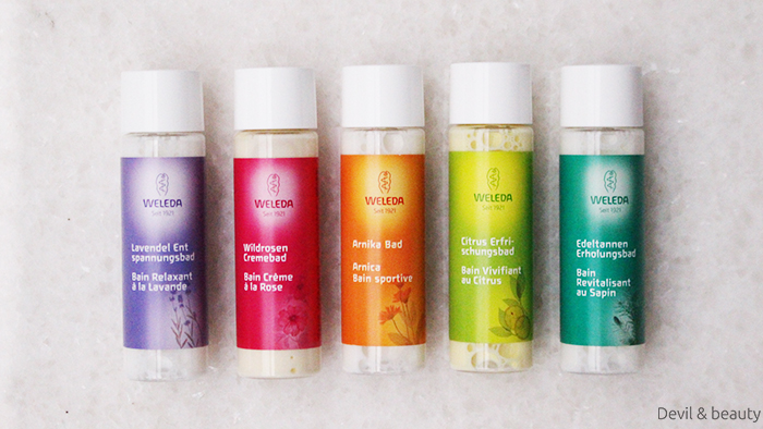 weleda-bath-milk-mini-set6 - image