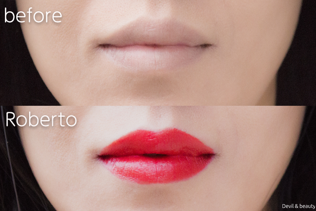 before-after-tom-ford-lip-roberto - image