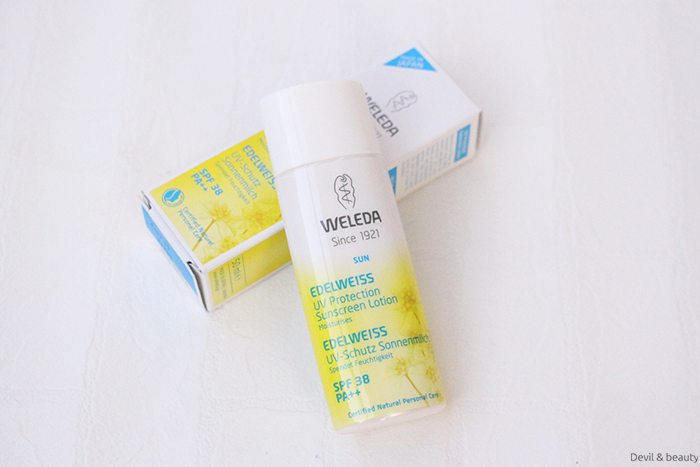 weleda-edelweiss-uv-protection-sunscreen-lotion2 - image