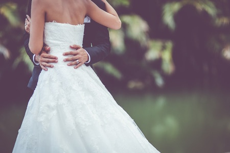 31284504 - wedding dress and wedding gown