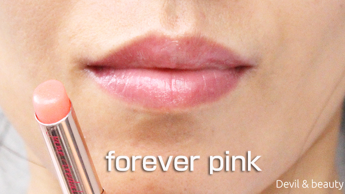 after-use-jane-iredale-just-kissed-lip-and-cheek-stain-forever-pink - image