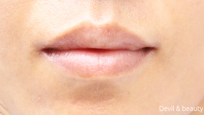 before-use-jane-iredale-just-kissed-lip-plumper - image