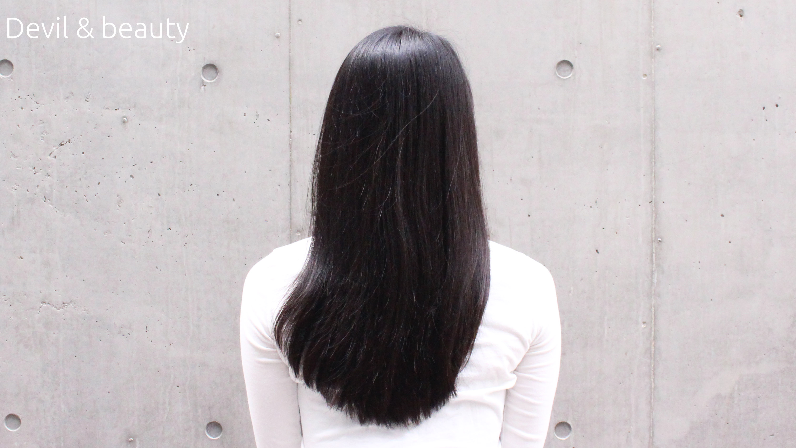 hairbeauron-straight-day-4 - image
