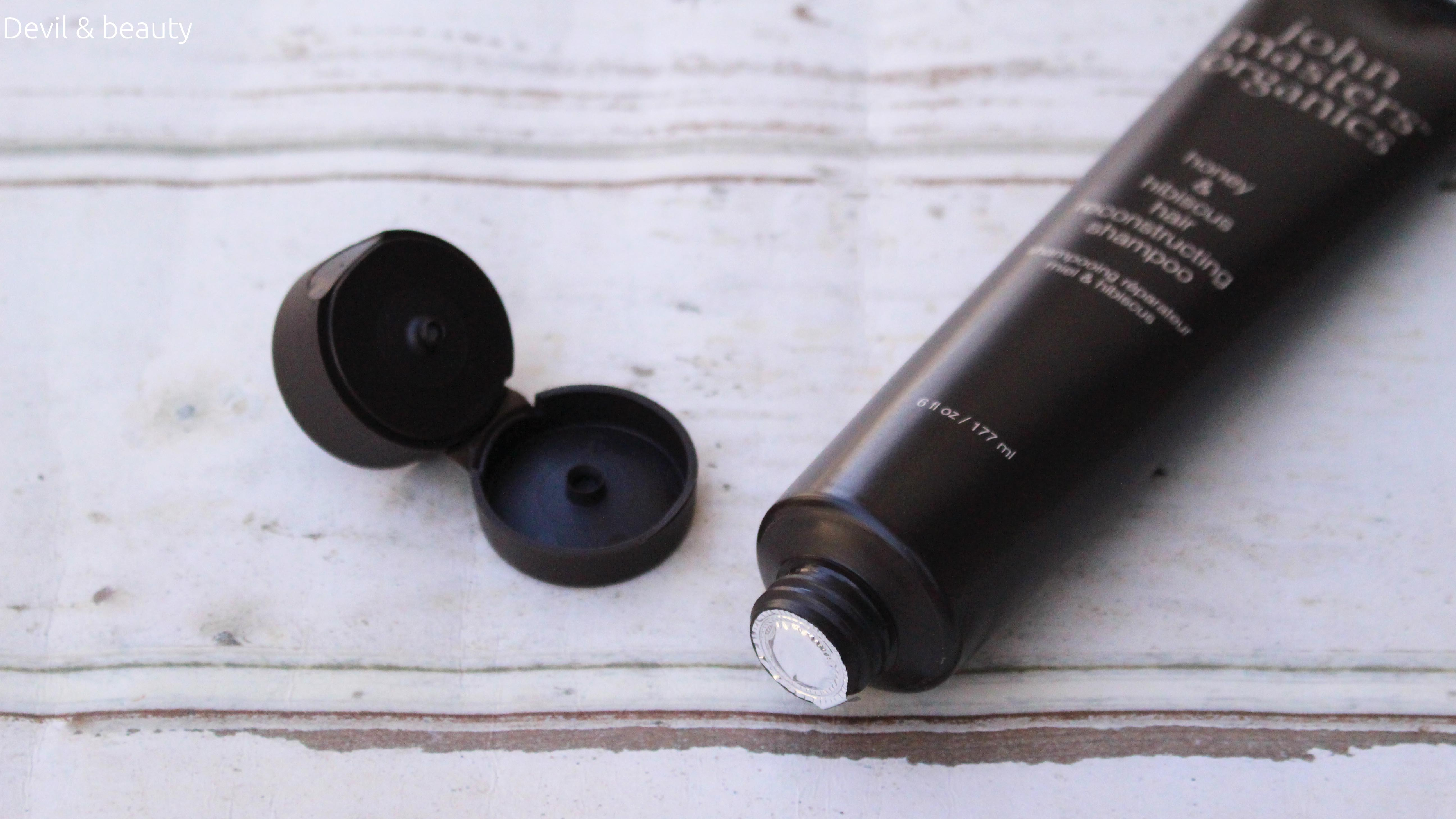john-masters-organics-honey-hibiscus-hair-reconstructing-shampoo8 - image