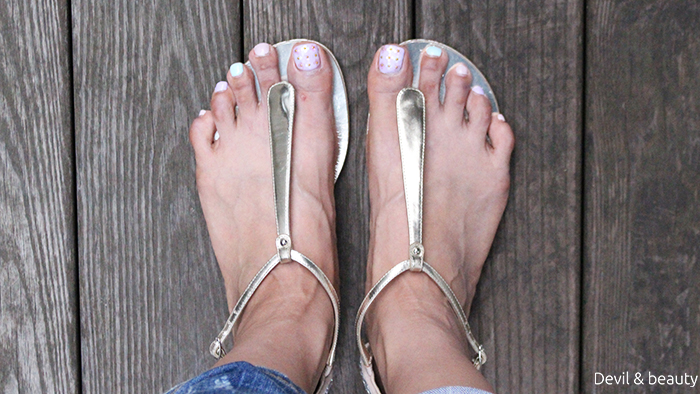 sandals-wearing-feet2 - image