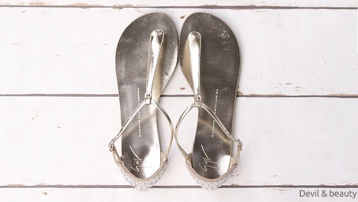 shoe-sore-sandals - image