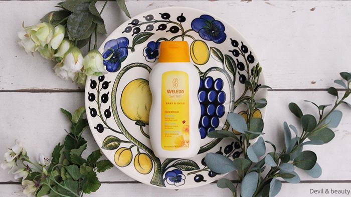 weleda-calendula-baby-bath-milk2 - image