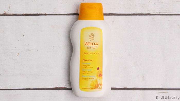 weleda-calendula-baby-bath-milk3 - image