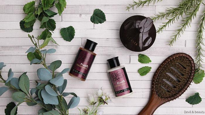 welina-organic-frankis-shampoo-conditioner2 - image